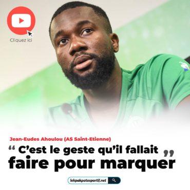 Jean-Eudes Ahoulou LE Kpakpato Sportif